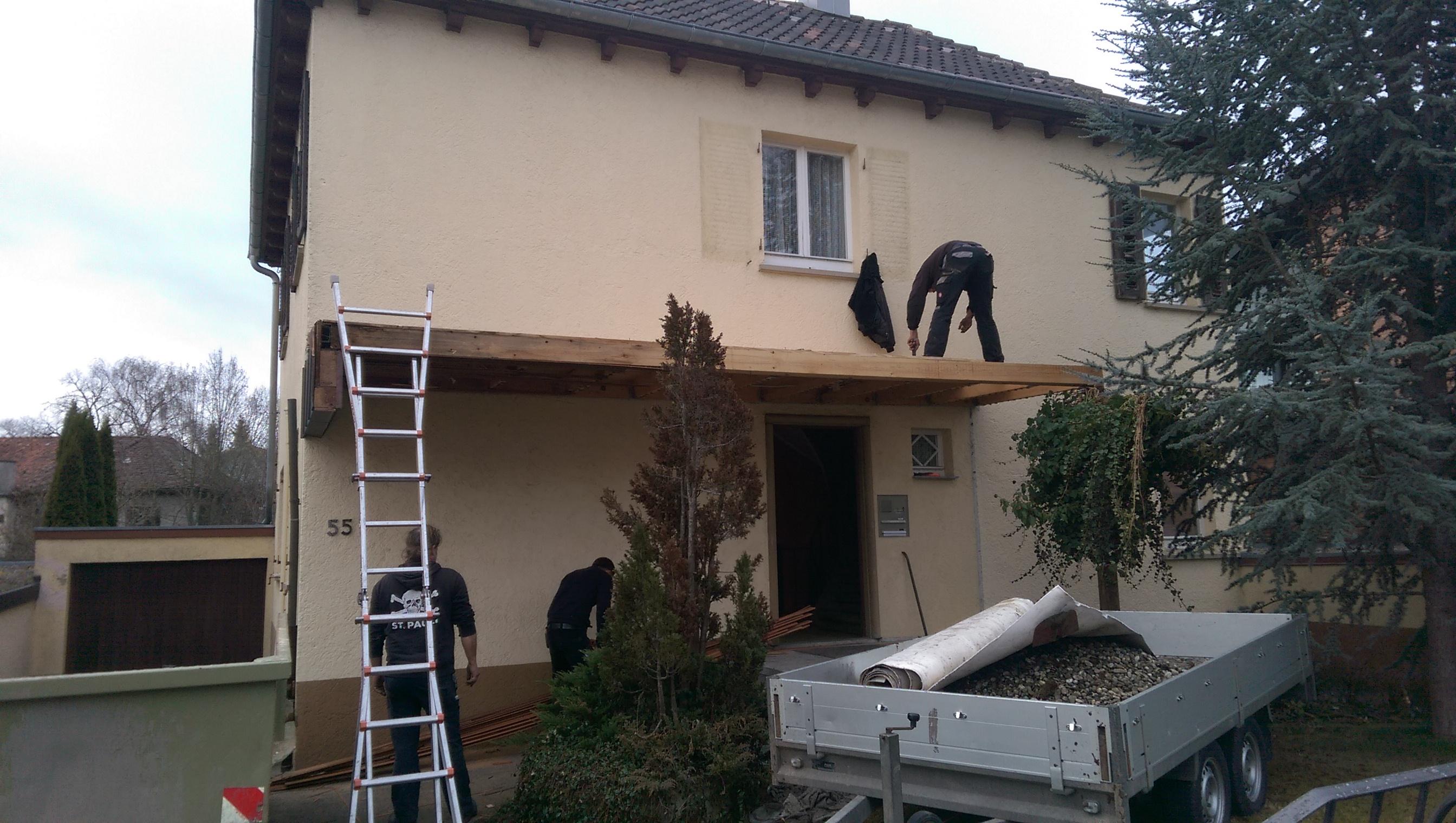 Sanierung  KfW 55 EFH  Hirschbergstrasse