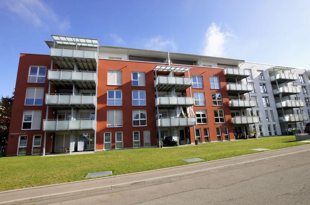 Berechnung Neubau KfW 55 Mehrfamilienhaus